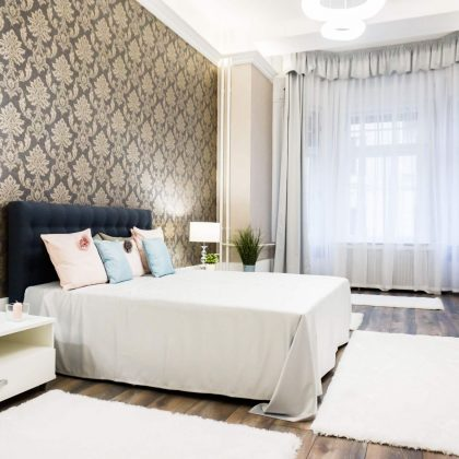 Eladó V. kerületben, 3 szobás, teljesen felújított, bútorozott, 118m2 lakás 164,8 MFt