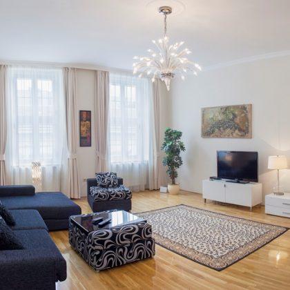 Eladó V. kerület, Lipótvárosban 128m2, 3 szobás felújított lakás 169 MFt